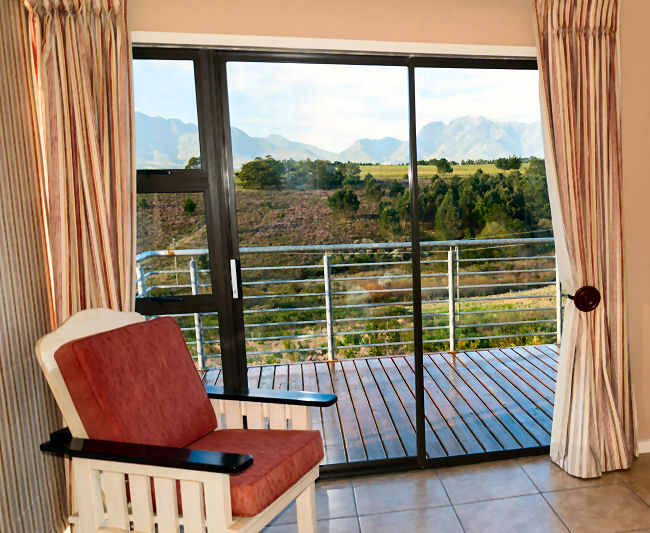 Self-Catering Vacation Villa Garden Route