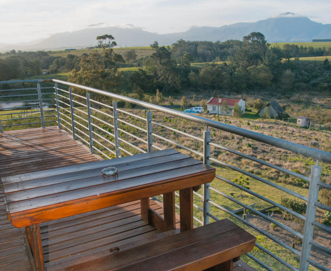 Garden Route Self Catering Holiday Home